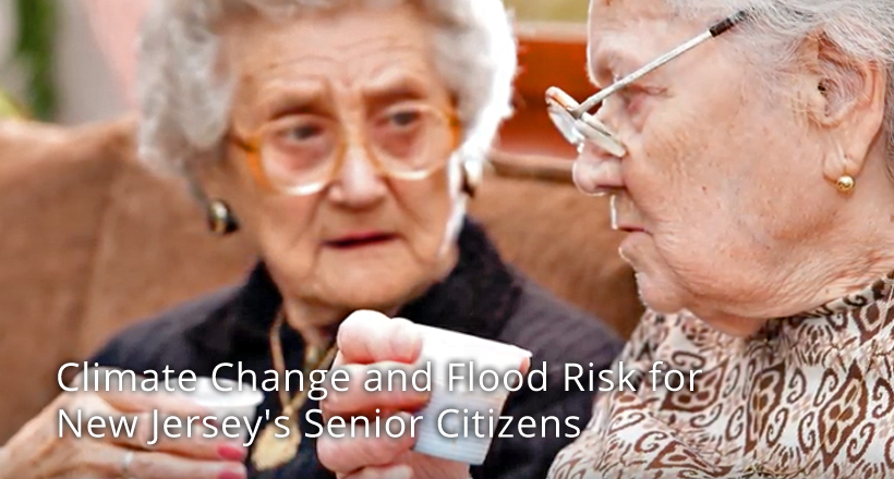 Climate Change and Flood Risk for New Jersey's Senior Citizens
