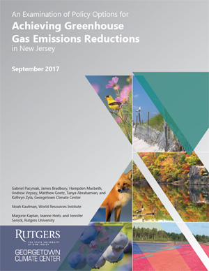 Greenhouse Gas Emissions full report