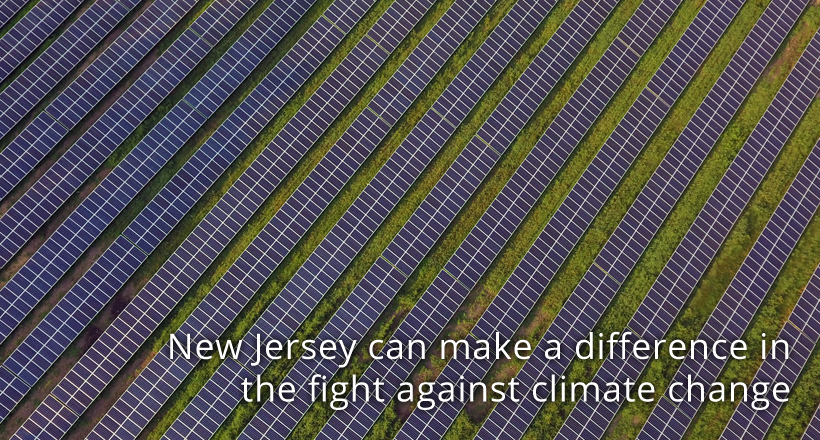 New Jersey can make a difference in the fight against climate change
