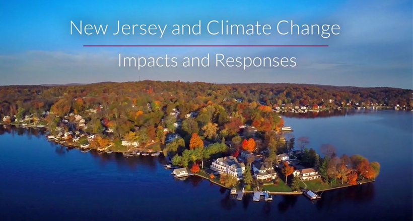 New Jersey and Climate Change: Impacts and Responses