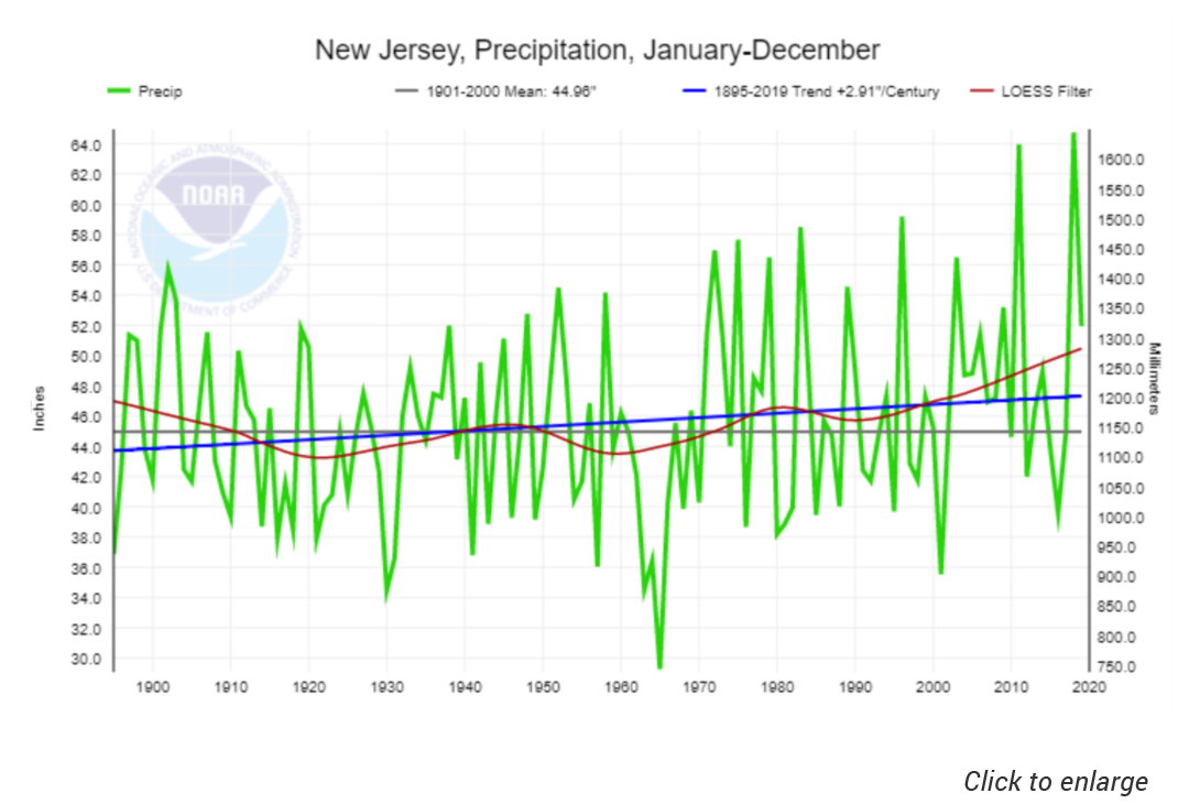 NJ Precipitation