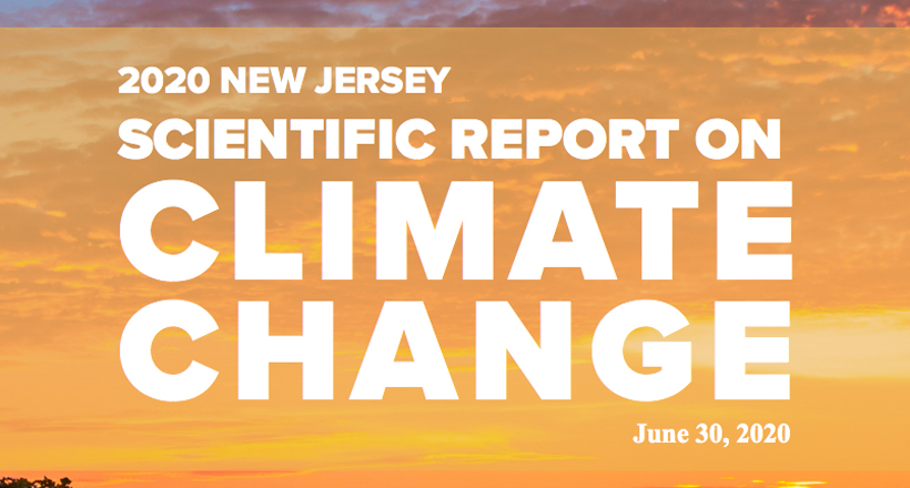 State Climate Change Report