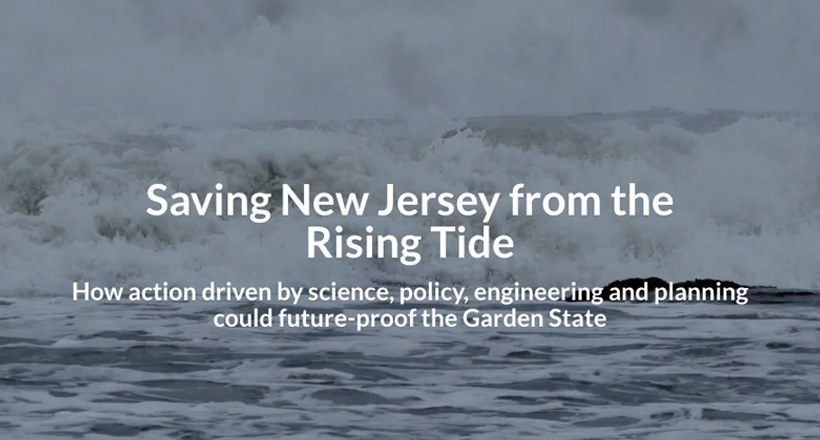 Saving NJ from the Rising Tide