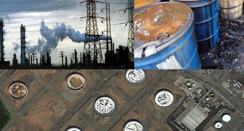 Industrial Facilities and Flood Hazards