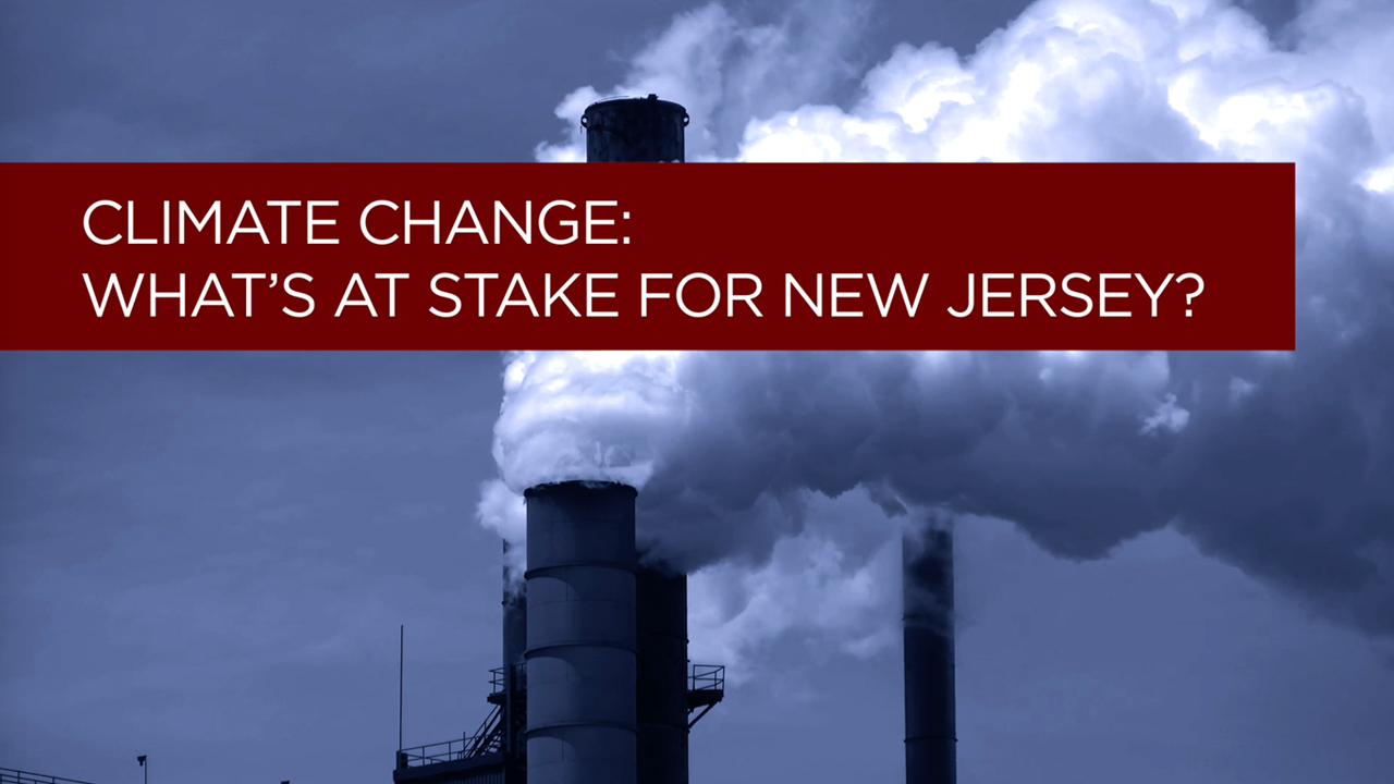 Climate Change-Whats at Stake for NJ