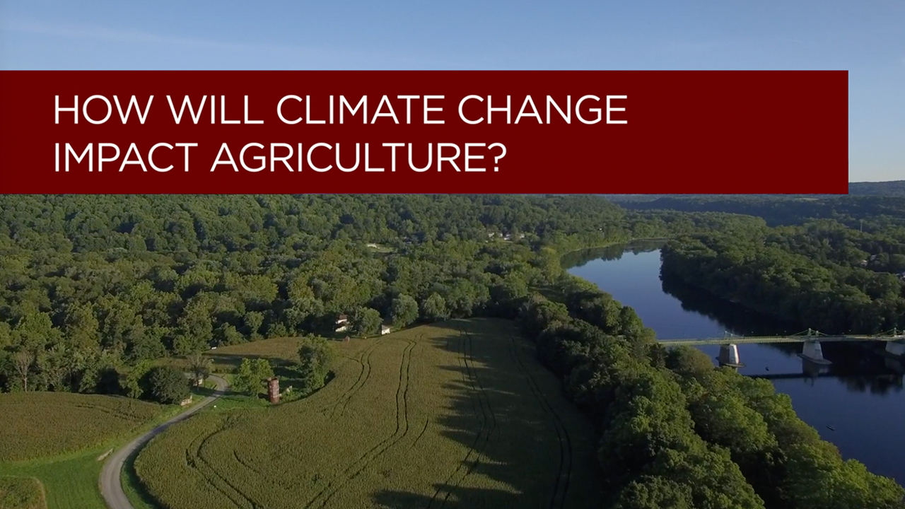 How Will Climate Change Impact Agriculture