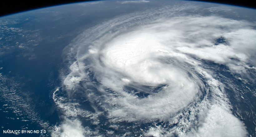 Tropical Storm Henri off East Coast